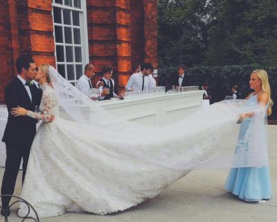 Лучшие свадебные платья селебрити последних лет-430x480