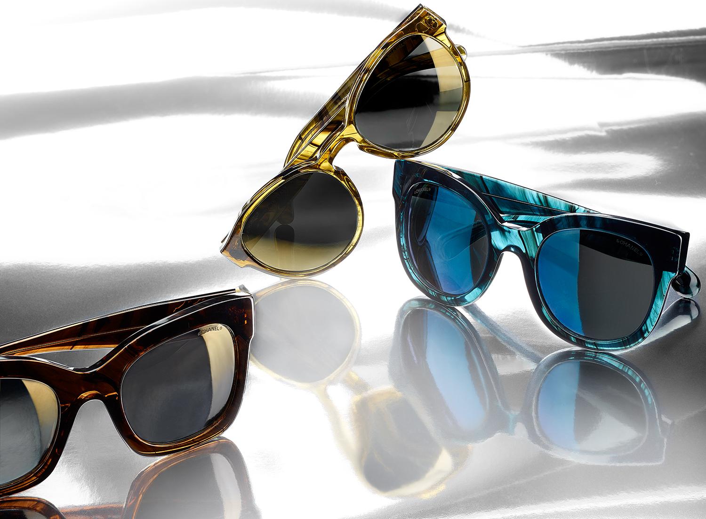 Новая коллекция очков Chanel  в трех стилях-320x180