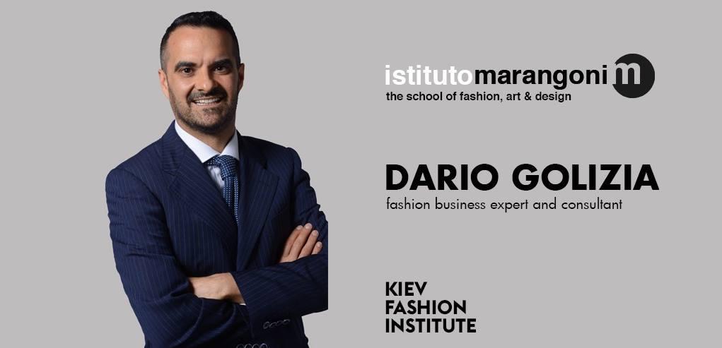 Планы на выходные: семинар Дарио Голициа в Kiev Fashion Institute-320x180