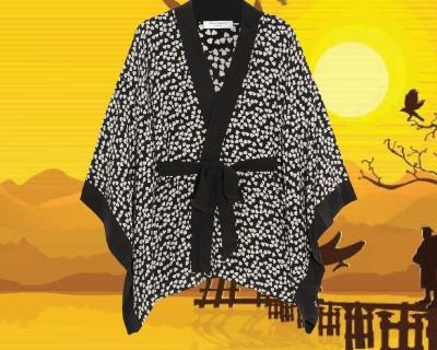 С чем носить кимоно-430x480