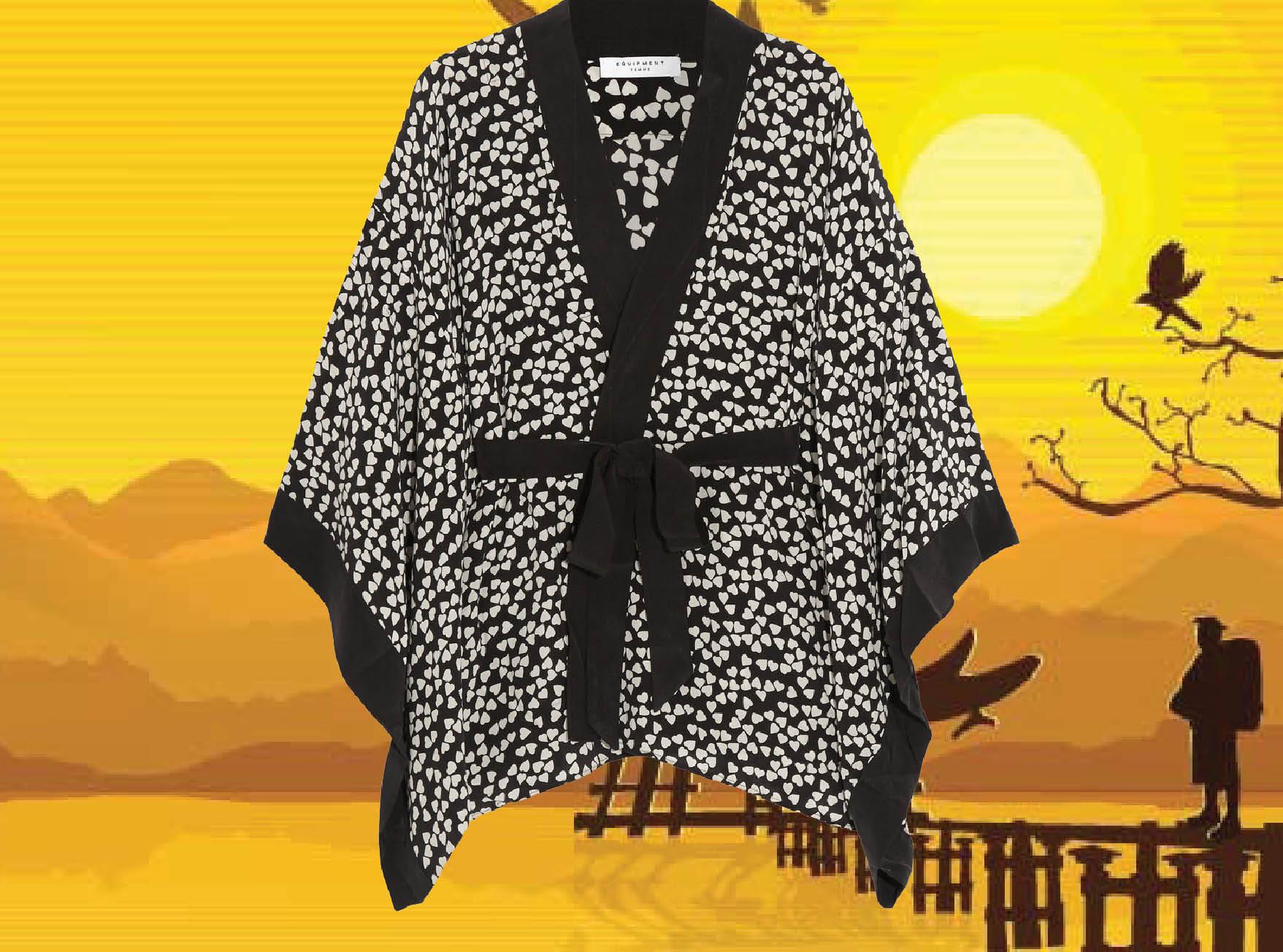 С чем носить кимоно-320x180
