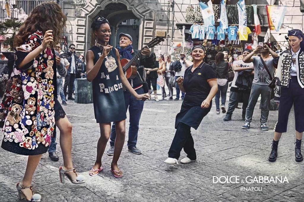 Dolce&Gabbana campagna pubblicitaria FW16 Napoli (4)