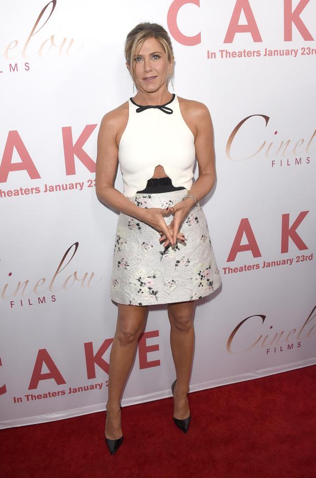 """Premiere Of Cinelou Films' """"Cake"""" - Arrivals"""