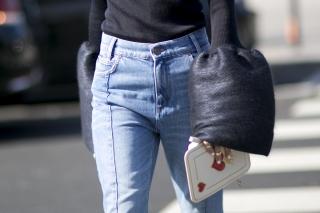 С чем носить летом джинсы