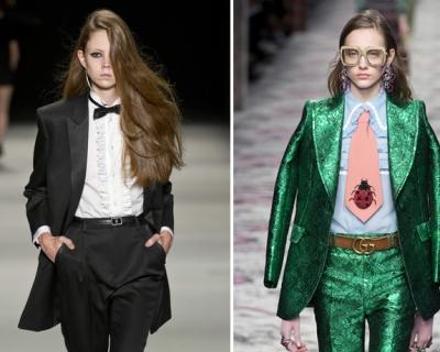 Смокинг Saint Laurent или костюм Gucci: что бы предпочли вы?-430x480