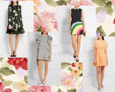 С чем носить летом мини платье: 10 универсальных образов-430x480