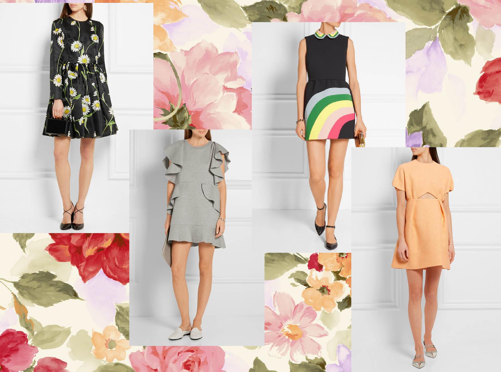 С чем носить летом мини платье: 10 универсальных образов-320x180