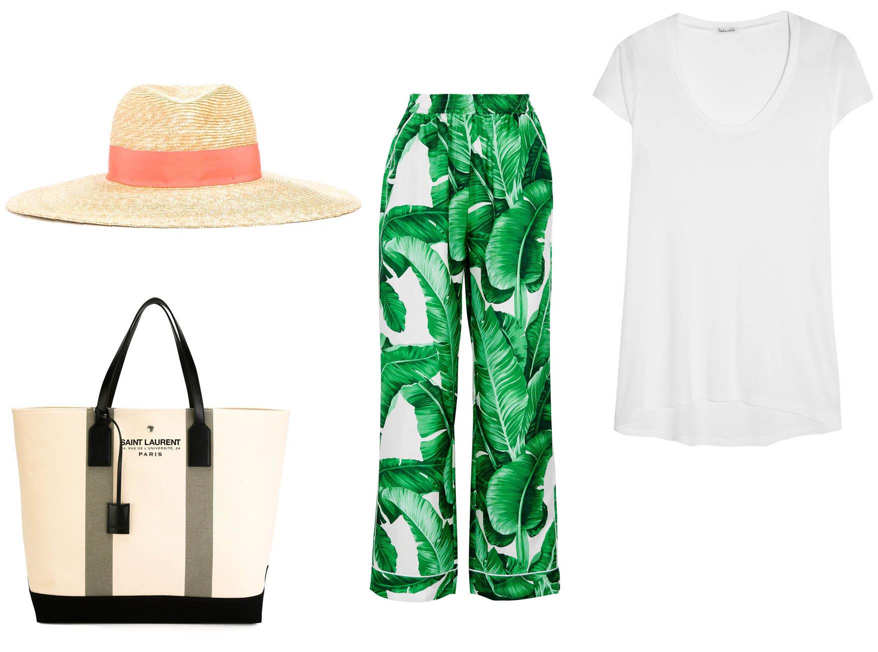 Как одеваться летом:  10 вещей для отпуска на море-320x180