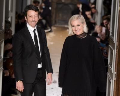 Пока неофициально: Мария Грация Кьюри станет во главе Dior-430x480