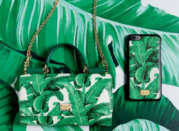 Ботанический сад: новая капсульная коллекция Dolce & Gabbana-320x180
