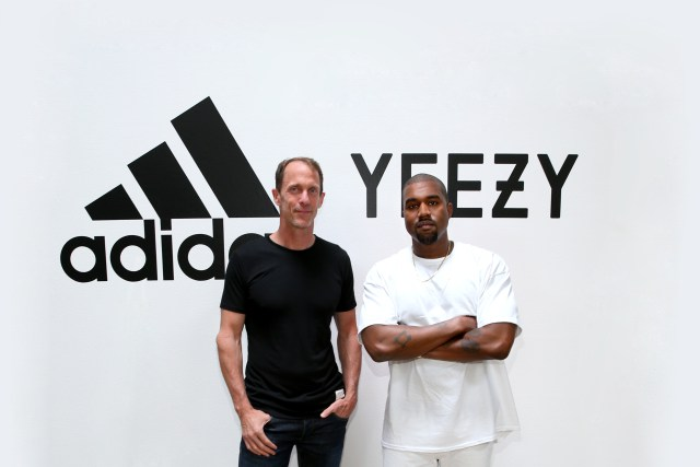 Adidas и Канье Уэст выпустят новую совместную коллекцию-320x180