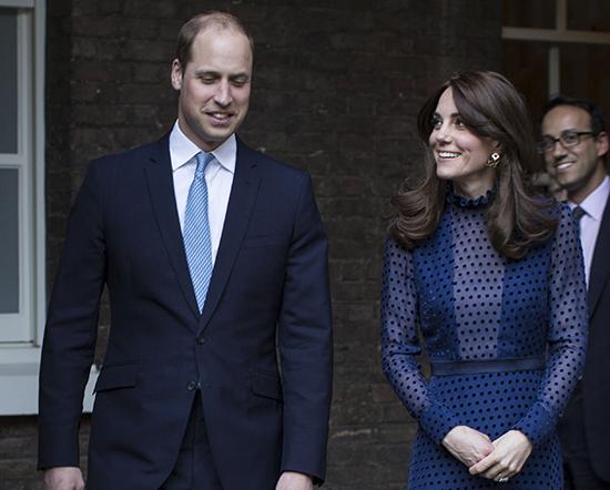 Принц Уильям рассказал о кулинарных способностях Кейт Миддлтон