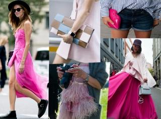 Стрит-стайл: как носить розовый цвет «по-взрослому»