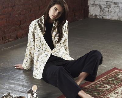 Элла Кандыба в новой съемке Sanahunt Luxury Concept Store-430x480