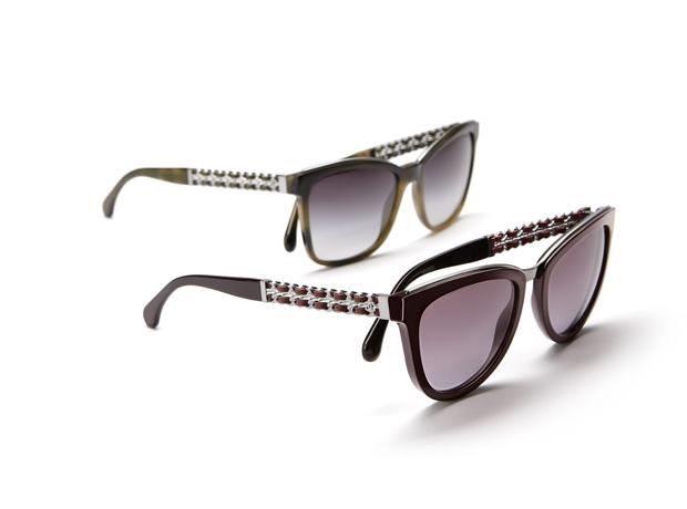 Новая коллекция очков Chanel Coco Chain-320x180