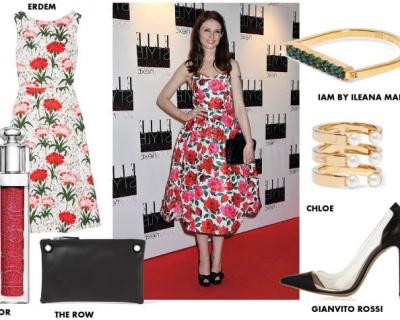 Как одеться в стиле Софи Эллис-Бекстор: 5 летних образов-430x480