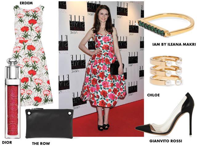 Как одеться в стиле Софи Эллис-Бекстор: 5 летних образов-320x180