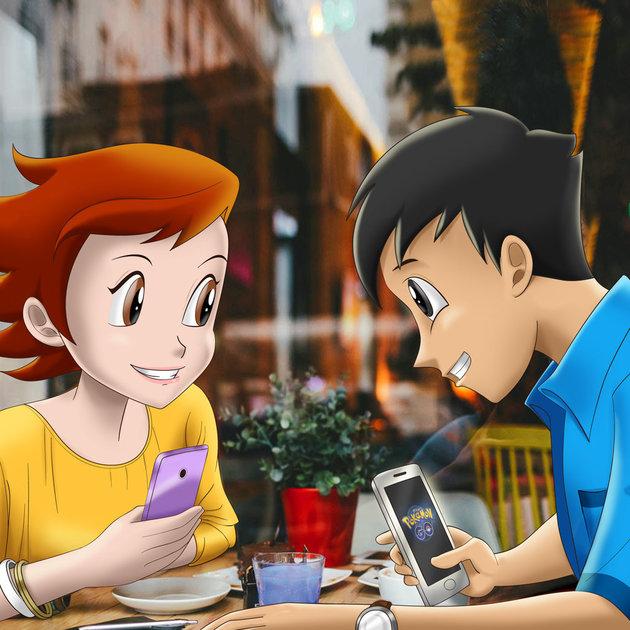 Найди своего покемона: приложение для знакомств PokéDates-320x180