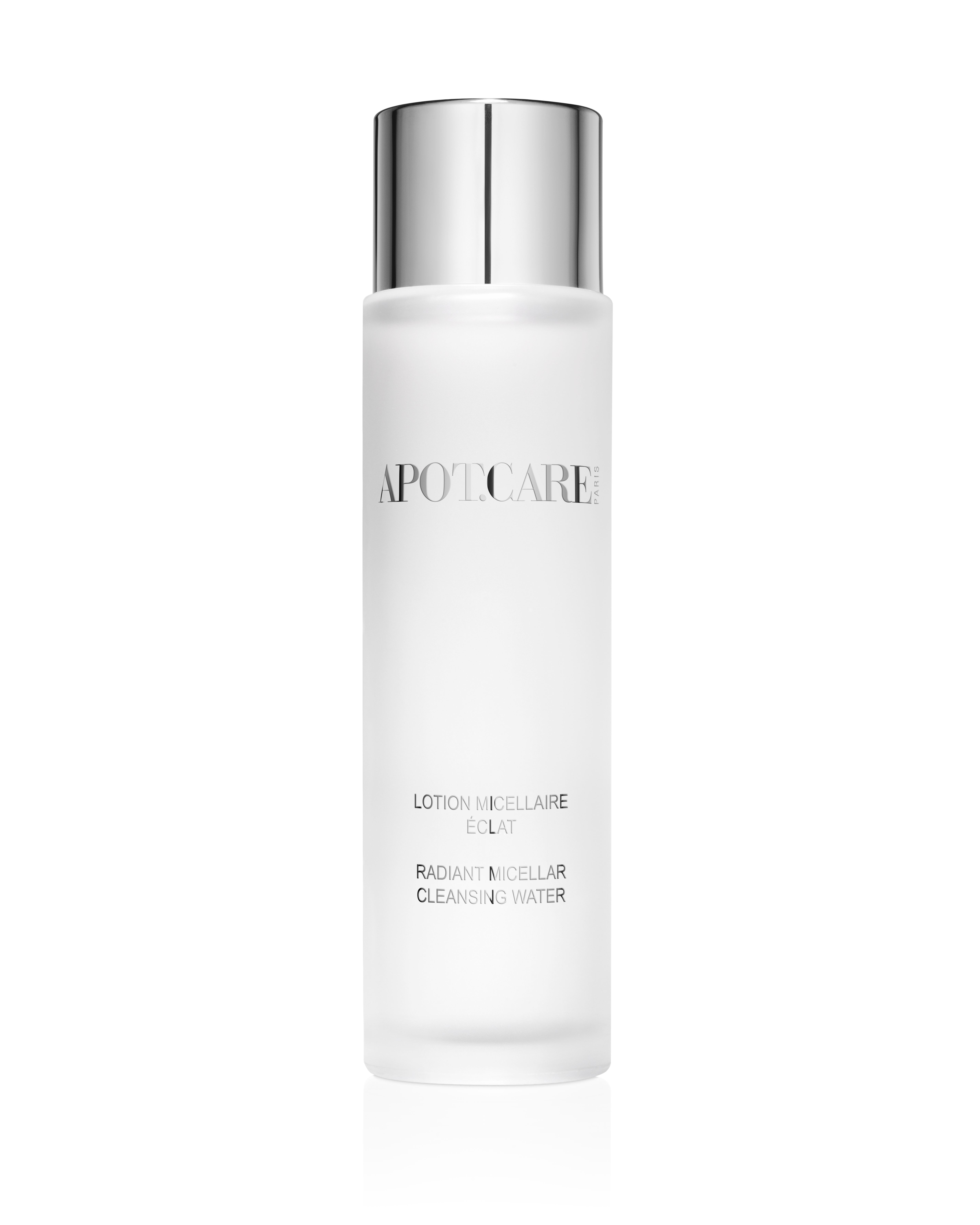 APOTCARE - LOTION MICELLAIRE ECLAT - RADIANT MICELLAR CLEANSING WATER - 33 Mo