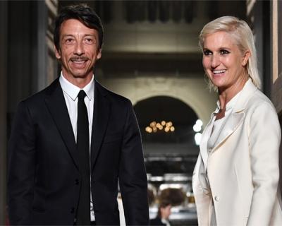 Мария Грация Кьюри — новый креативный директор Dior-430x480