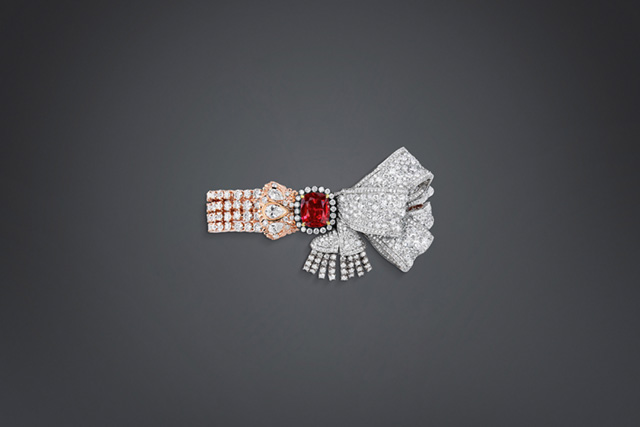 Dior jewelry Виктуар де Кастеллан