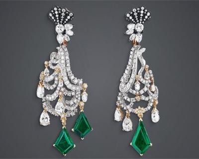 Новая ювелирная коллекция Dior посвящена Версальскому дворцу-430x480