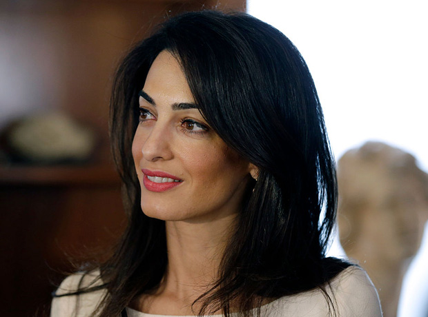 Амаль Клуни станет моделью?