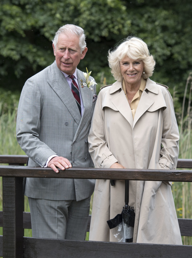 The Prince Of Wales & Duchess Of Cornwall Attend The Royal Norfolk Show