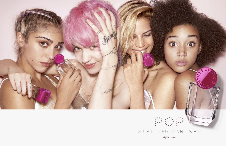 ВИДЕО: дочь Мадонны в рекламной кампании аромата Stella McCartney-320x180