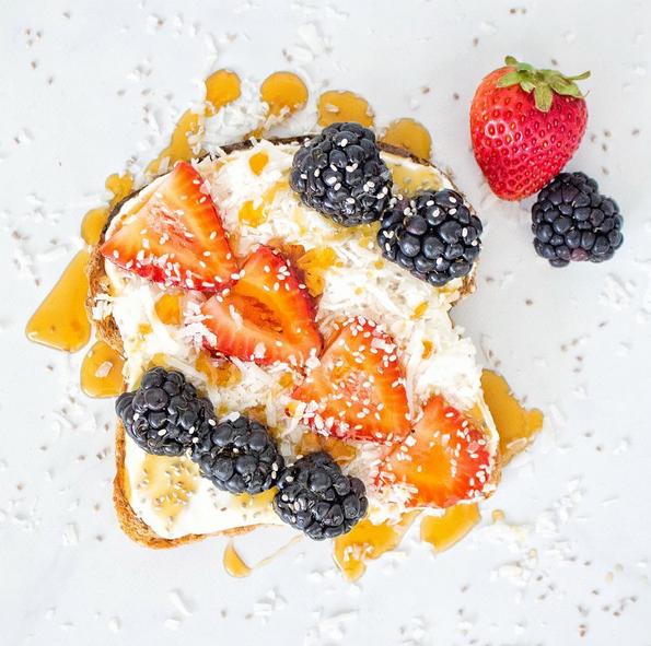 Лучшие Инстаграм-аккаунты о здоровой еде