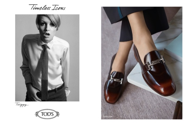 Tods-Fall-Winter-2016-Campaign Twiggy