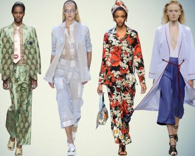 Как летом одеться в пижамном стиле: советы стилиста-430x480
