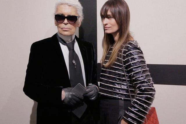 chanel-karl-lagerfeld-and-caroline-de-maigret-chanel