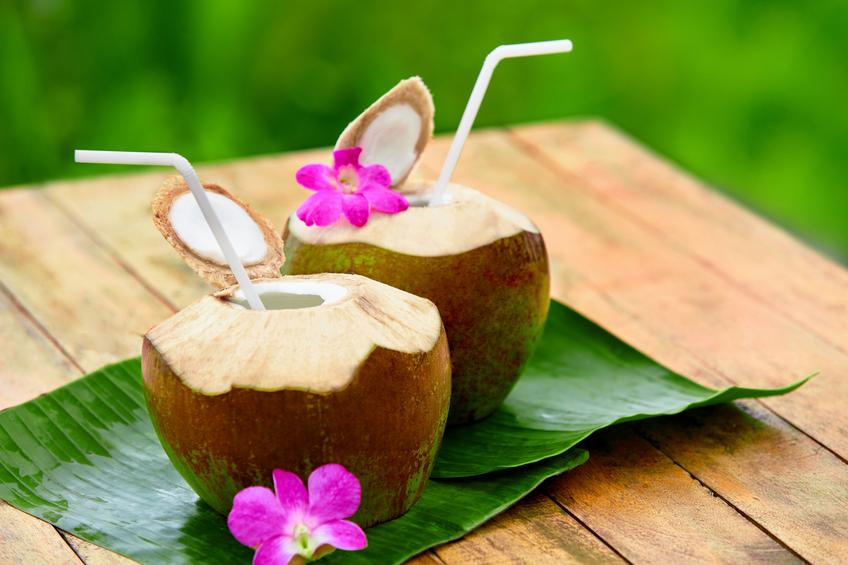 Все о кокосовой воде
