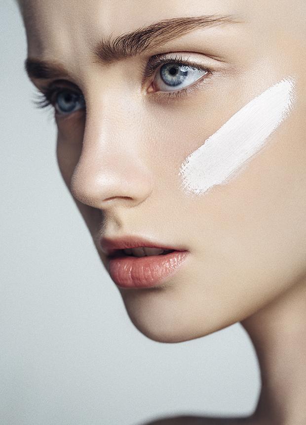 как очищать кожу лица летом