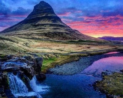 Природные чудеса Исландии, от которых захватывает дух-430x480