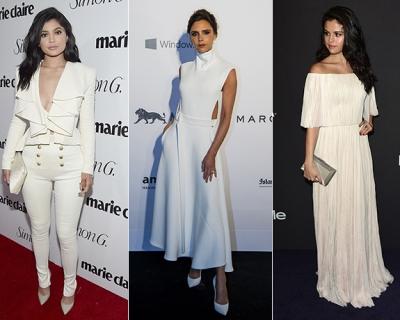 Звездный тренд: наряды белого цвета-430x480
