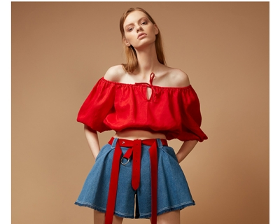 Лукбук новой коллекции украинского бренда Sunday Monday-430x480