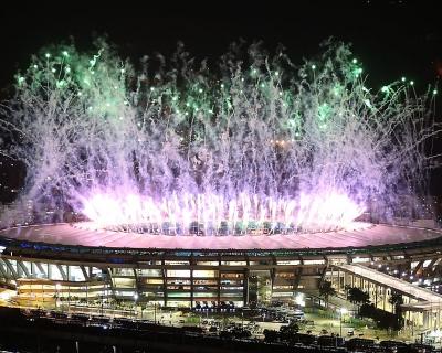Открытие Олимпиады в Рио: как это было-430x480