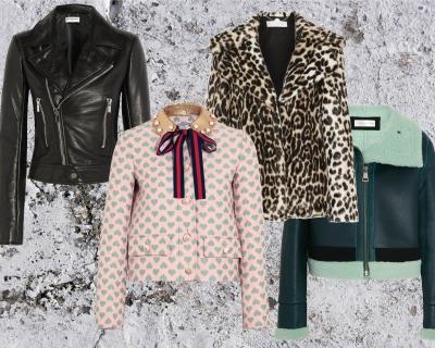 Лучшие куртки  и жакеты из новых коллекций-430x480