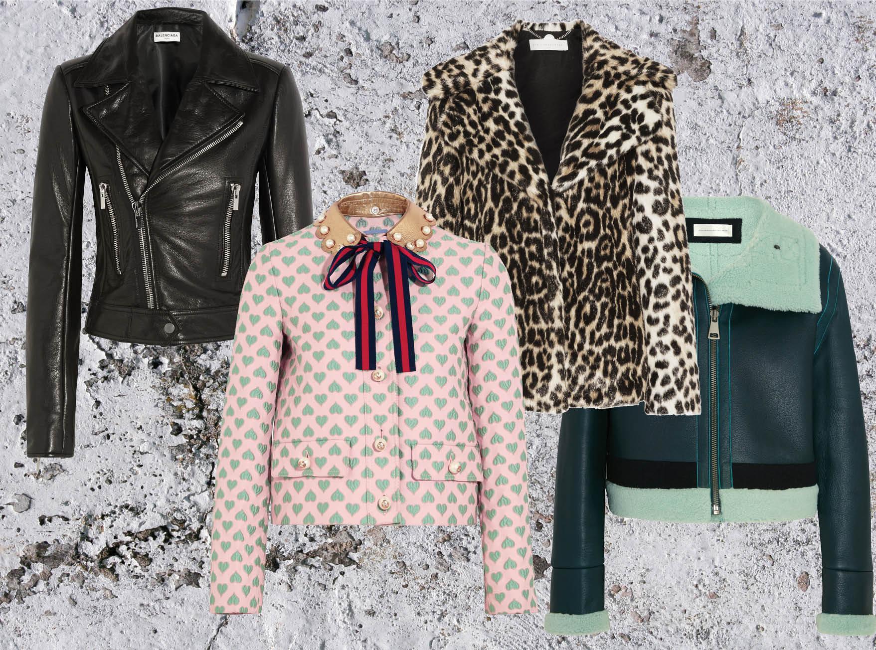 Лучшие куртки  и жакеты из новых коллекций-320x180