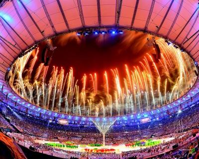 Закрытие Олимпиады в Рио: самые яркие моменты-430x480