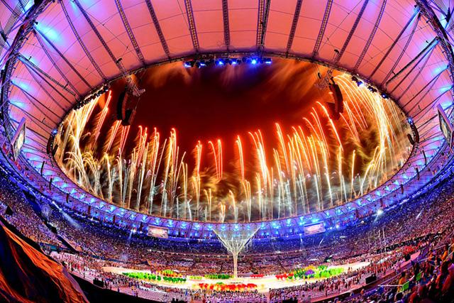 Закрытие XXXI летних Олимпийских игр