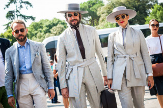 Как носить вещи в мужском стиле