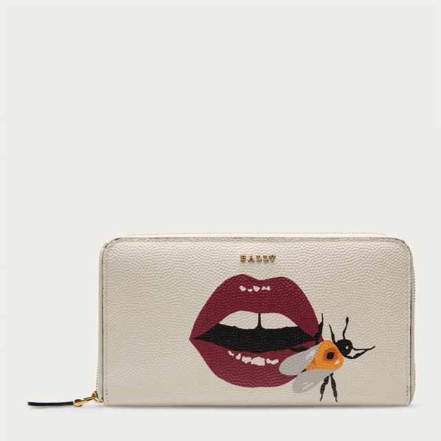 ICONIC LIP PRINT BALLY, Purse Bally Pre-Fall 2016