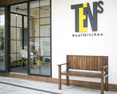 Новое место: моносалон Ten`s nail kitchen-430x480