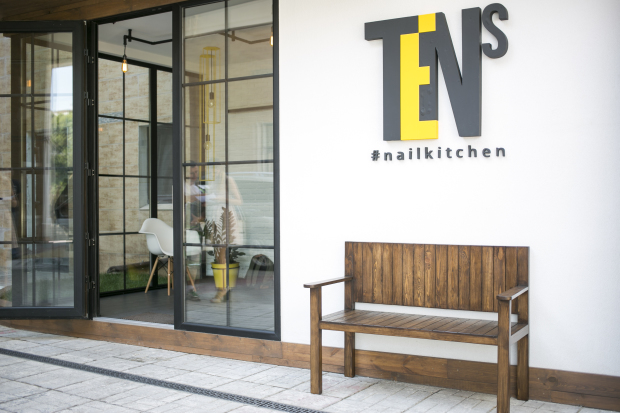 Новое место: моносалон Ten`s nail kitchen-320x180