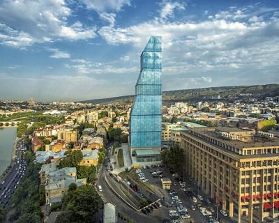 Грузинские каникулы: The Biltmore Hotel в Тбилиси-430x480