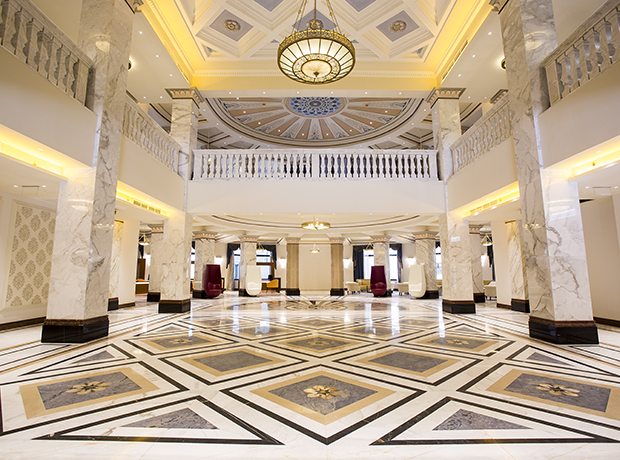 The Biltmore Hotel Tbilisi Lobby