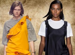 Выбор Marie Claire: комбинации поверх топов и рубашек